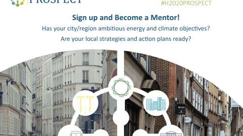 PROSPECT project_join as mentor_IHS_sustainable energy